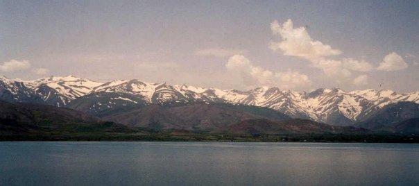 Il lago di Van