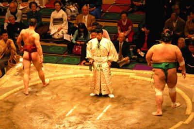 sumo al kokugikan