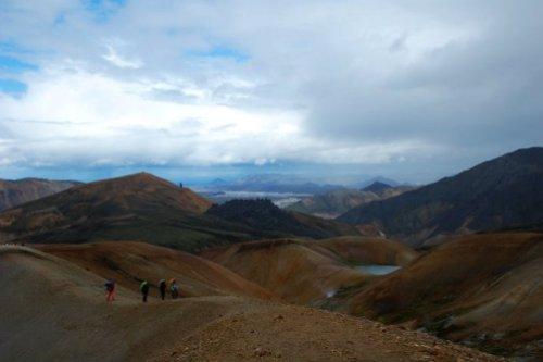 Cosa fare in Islanda: trekking sul Laugavegur