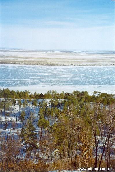 Il fiume Zeja
