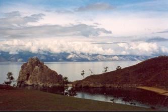 Il lago Bajkal