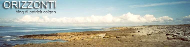 Scattata alle isole Aran, Irlanda