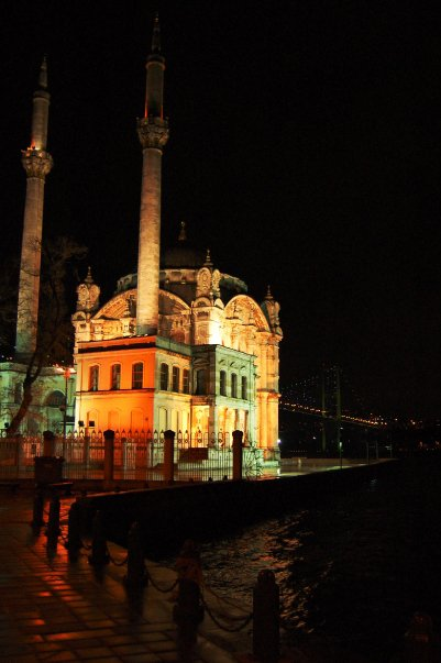 moschea di Ortakoy