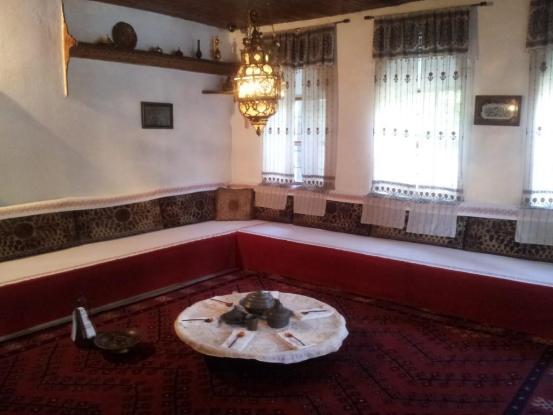 La casa di Svrzo