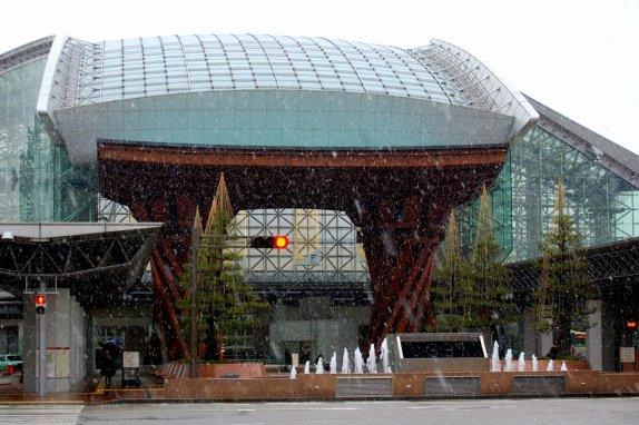 stazione di Kanazawa