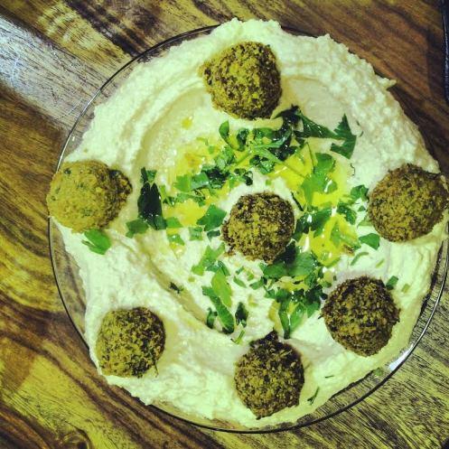 Hummus a Gerusalemme