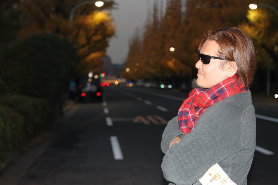 Shinji Nohara - Tokyo fixer