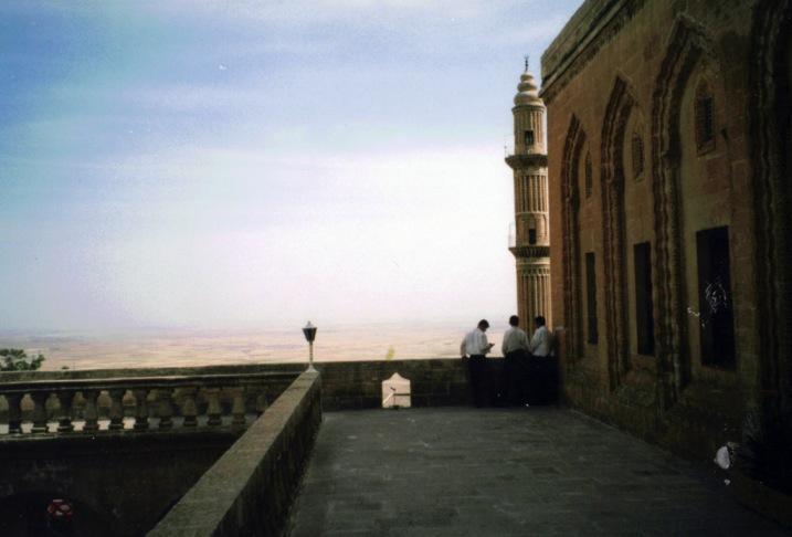 Vista da Mardin (Foto di Patrick Colgan, 2005)