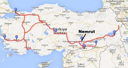 Turchia Nemrut