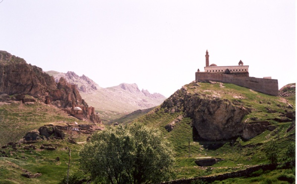 Il palazzo di Ishak Pasha