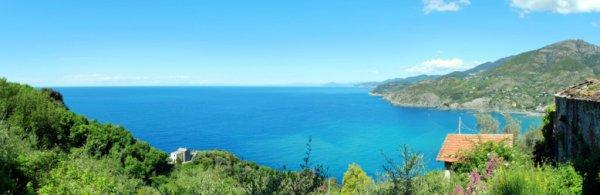 Il sentiero da Monterosso a Levanto