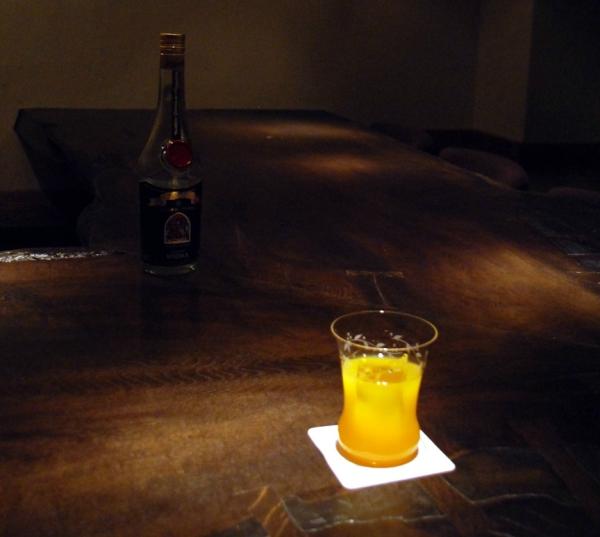 Gen Yamamoto cocktail