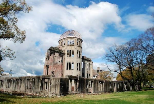 Hiroshima, il parco della Pace (foto di Patrick Colgan, 2014)