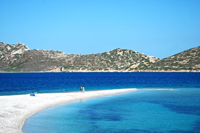 Agios Pavlos, Amorgos (foto di Patrick Colgan, 2014)