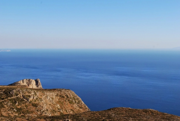Amorgos (foto di Patrick Colgan, 2014)