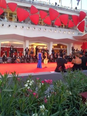 Andare al Festival di Venezia: il red carpet (