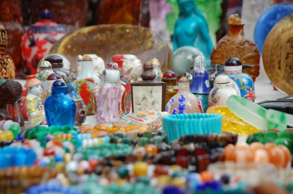 Kobosan flea market