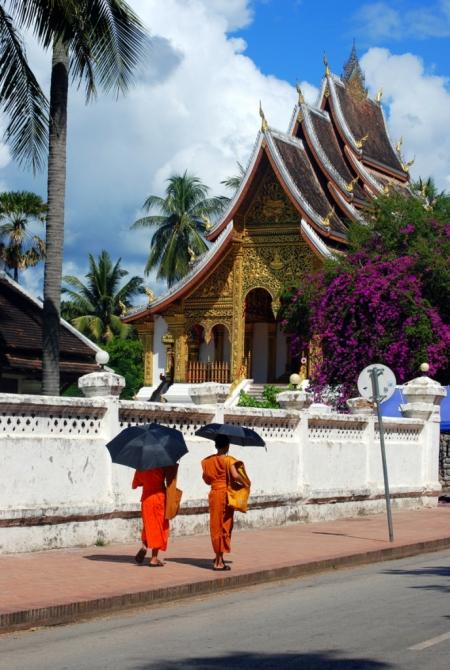 Luang Prabang (foto di Patrick Colgan, 2014)