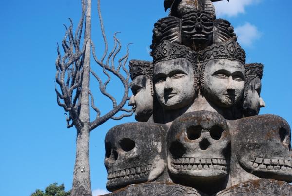Buddha Park (foto di Patrick Colgan, 2014)