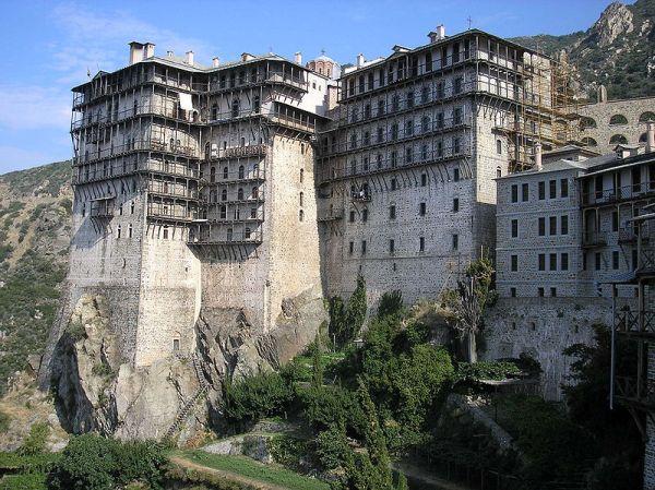Monastero di Simonopetra
