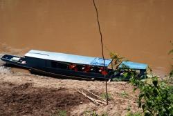 La nostra barca (foto di Patrick Colgan, 2014)