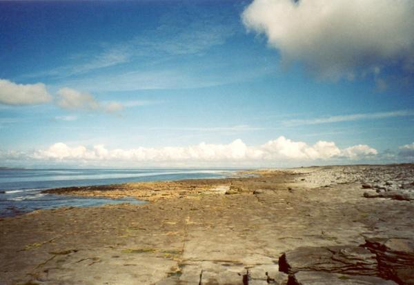 Inisheere (o Inis Oirr), isole Aran, Irlanda