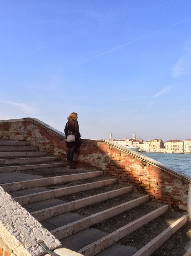 Venice off the beaten path: Giudecca