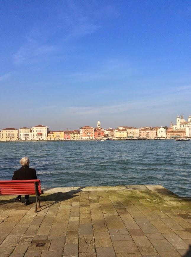 Venezia, isola della Giudecca (foto di Patrick Colgan, 2013)