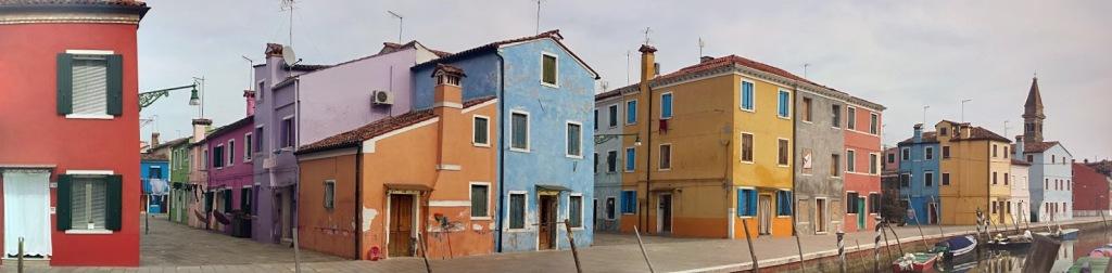 Venezia, Burano (foto di Patrick Colgan, 2015)