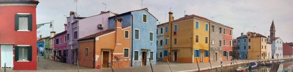 Venice off the beaten path: Burano
