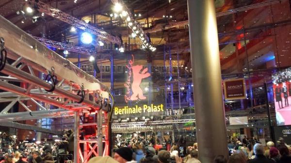 Berlinale Palast a Potsdamer platz